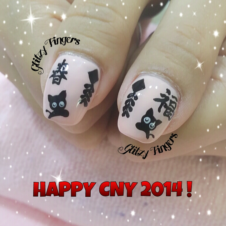 Glitzy Fingers + Manicure + Sgnails + NailsSg + Gel Nails + Gel Designs + FestiveNails + NailDesign + Acrylic Gel + InstaNails + InspirationNails +