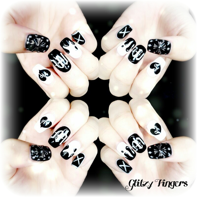 Nail Art of the Month | Glitzy Fingers | Page 2