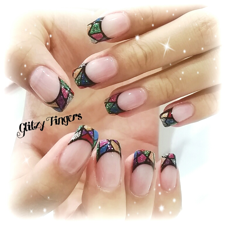 nails + Nail art + Nailstagram + nail designs + sgnails + pretty nails + gel nails + nail art of the day + gelish + gelish nails + nailgasm + sgignails + singapore nails + Manicure + Manicurist + pinkroom nails + angelpronail + cute nails + angelprogelly + sgig + nail fashion + nail artist + potd + simple nails + tinted glass nails + mosaic nails = simplicity + cool nails + minimalist nails + trendy nails + nail trend of the month + nude nails +