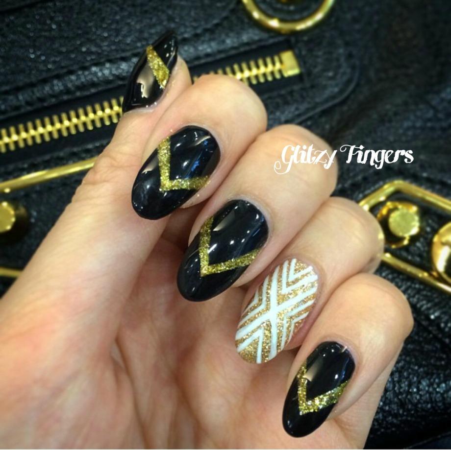 Cute Nails | Glitzy Fingers